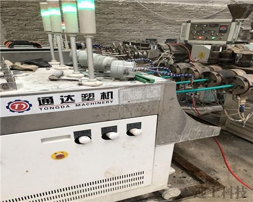 PVC线管生产